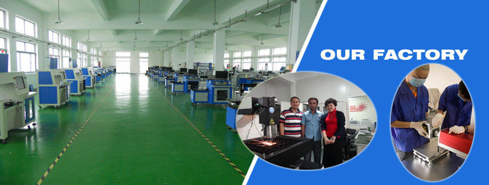 China best Fiber Lasermarkeren Machine op verkoop